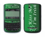 BlackBerry Tour 9630 Skin :: Kiss Me Irish