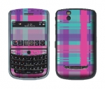 BlackBerry Tour 9630 Skin :: Candy Shop Plaid