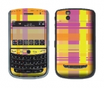 BlackBerry Tour 9630 Skin :: Sun Kissed Plaid