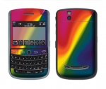 BlackBerry Tour 9630 Skin :: Polar Spectrum