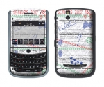 BlackBerry Tour 9630 Skin :: Seniors 2012