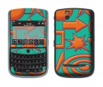 BlackBerry Tour 9630 Skin :: Shape Up