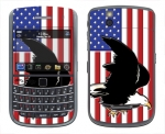 BlackBerry Bold 9650 Skin :: American Flag 2