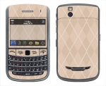 BlackBerry Bold 9650 Skin :: Argyle Tan