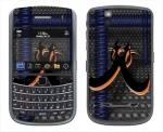 BlackBerry Bold 9650 Skin :: Bio Hazard