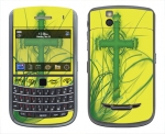 BlackBerry Bold 9650 Skin :: Christian 2