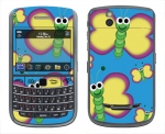 BlackBerry Bold 9650 Skin :: Digital Butterfly