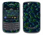 BlackBerry Bold 9650 Skin :: Electricity