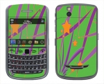 BlackBerry Bold 9650 Skin :: Floating Stars