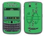 BlackBerry Bold 9650 Skin :: Kiss Me Rich