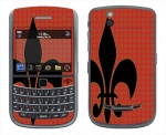 BlackBerry Bold 9650 Skin :: Royal Heraldry