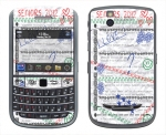 BlackBerry Bold 9650 Skin :: Seniors 2012