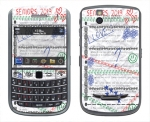 BlackBerry Bold 9650 Skin :: Seniors 2013