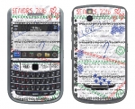 BlackBerry Bold 9650 Skin :: Seniors 2016