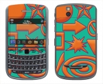 BlackBerry Bold 9650 Skin :: Shape Up