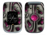 BlackBerry Style 9670 Skin :: Cynic Pink