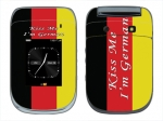 BlackBerry Style 9670 Skin :: Kiss Me German