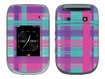 BlackBerry Style 9670 Skin :: Candy Shop Plaid