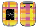 BlackBerry Style 9670 Skin :: Sun Kissed Plaid