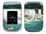 BlackBerry Style 9670 Skin :: The Falls
