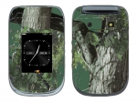 BlackBerry Style 9670 Skin :: Tree Camo Green