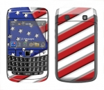 BlackBerry Bold 9700 Skin :: American Flag 1