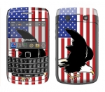 BlackBerry Bold 9700 Skin :: American Flag 2