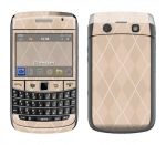 BlackBerry Bold 9700 Skin :: Argyle Tan