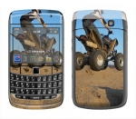 BlackBerry Bold 9700 Skin :: ATV Rider
