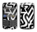 BlackBerry Bold 9700 Skin :: Chaos Theory