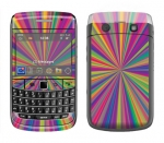 BlackBerry Bold 9700 Skin :: Color Blast