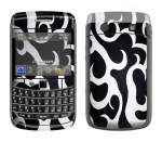 BlackBerry Bold 9700 Skin :: Curly Contours