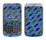 BlackBerry Bold 9700 Skin :: Diamond Craze