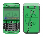 BlackBerry Bold 9700 Skin :: Kiss Me Rich