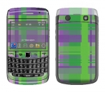 BlackBerry Bold 9700 Skin :: Punk Rock Plaid