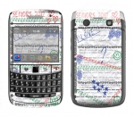 BlackBerry Bold 9700 Skin :: Seniors 2012