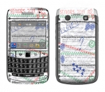 BlackBerry Bold 9700 Skin :: Seniors 2013