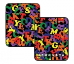 HP Touch Pad Skin :: Alphabet Soup