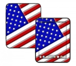 HP Touch Pad Skin :: American Flag 1