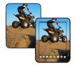 HP Touch Pad Skin :: ATV Rider