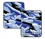 HP Touch Pad Skin :: Camo Blue