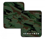 HP Touch Pad Skin :: Camo Green