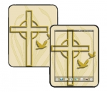HP Touch Pad Skin :: Christian 1