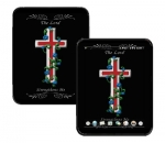 HP Touch Pad Skin :: Christian 3