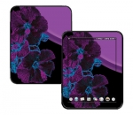 HP Touch Pad Skin :: Cosmic Flowers 1