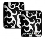 HP Touch Pad Skin :: Curly Contours