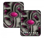HP Touch Pad Skin :: Cynic Pink