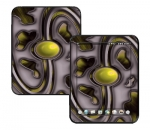 HP Touch Pad Skin :: Cynic Yellow