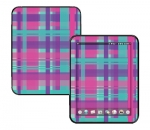 HP Touch Pad Skin :: Candy Shop Plaid