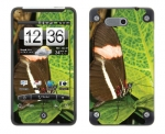 HTC Aria Skin :: Butterfly 1